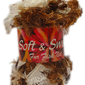 SOFT & SWEET FUR LACE 100g-COL.407 5