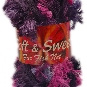 SOFT & SWEET FUR LACE 100g-COL.409 6