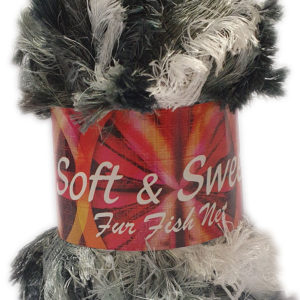 SOFT & SWEET FUR LACE 100g-COL.411 7