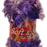 SOFT & SWEET FUR LACE 100g-COL.409 3