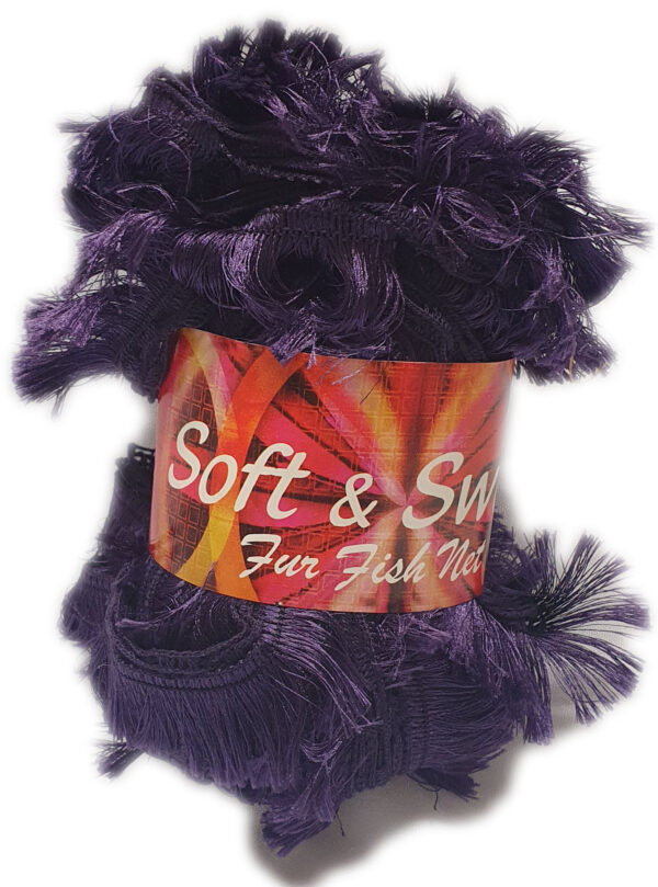 SOFT & SWEET FUR LACE 100g-COL.70 1