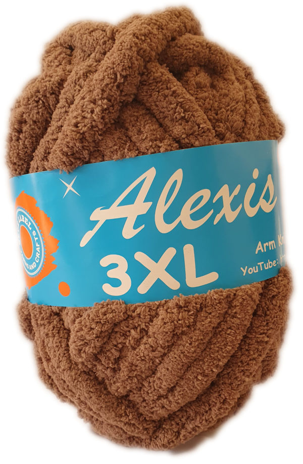 ALEXIS 3 XL 250g-COL.151 FOSSIL 1