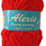 ALEXIS CHUNKY 100g-COL.18 PINK 3