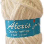 ALEXIS CHUNKY 100g-COL.18 PINK 2