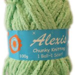 ALEXIS CHUNKY 100g-COL.59 LIGHT GREY 2