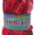 BLING BLING 100g-COL.BURNT ORANGE 3
