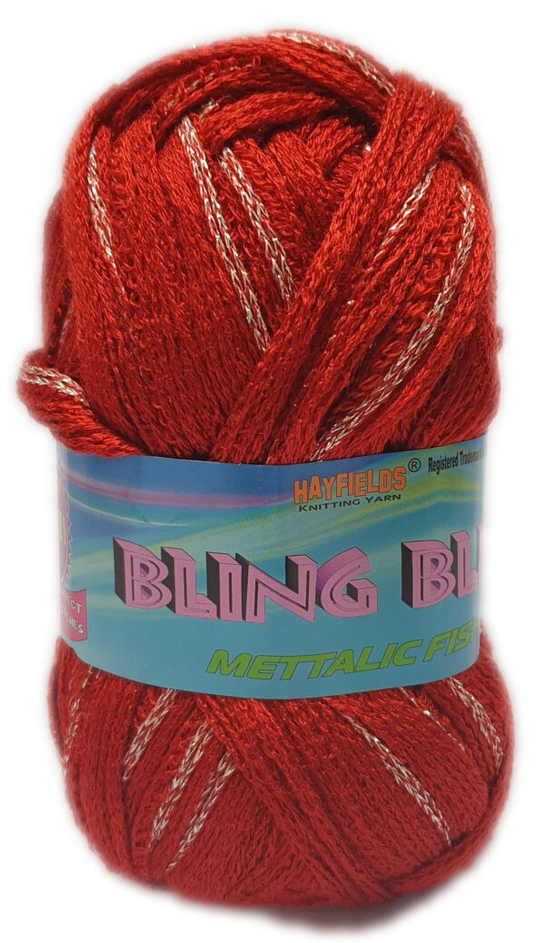 BLING BLING 100g-COL.BURNT ORANGE 1