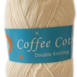COFFEE COTTON D.K 100g-COL.013 RED 3