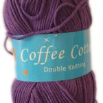 COFFEE COTTON D.K 100g-COL.092 TURQUOISE 3
