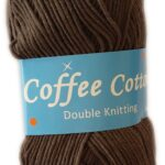 COFFEE COTTON D.K 100g-COL.164 ROSE PINK 2