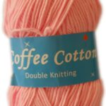 COFFEE COTTON D.K 100g-COL.186 SKY BLUE 2