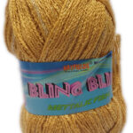 BLING BLING 100g-COL.BURNT ORANGE 2