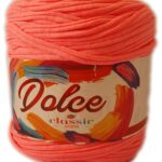 DOLCE T-SHIRT YARN-CRANBERRY 3