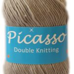 PICASSO D.K 100g-COL.078 GREY MIX 2