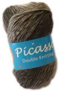 PICASSO D.K 100g-COL.078 GREY MIX 4