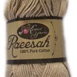 RAEESAH SOFT COTTON 50g-COL.10 2