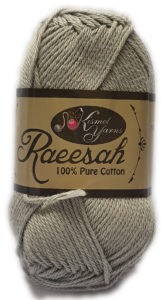 RAEESAH SOFT COTTON 50g-COL.10 4