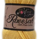RAEESAH SOFT COTTON 50g-COL.24 2