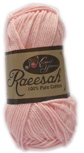 RAEESAH SOFT COTTON 50g-COL.24 4