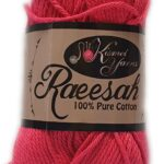 RAEESAH SOFT COTTON 50g-COL.28 2
