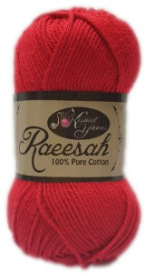 RAEESAH SOFT COTTON 50g-COL.28 4