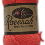 RAEESAH SOFT COTTON 50g-COL.28 3