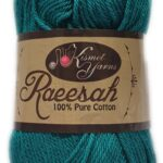 RAEESAH SOFT COTTON 50g-COL.43 3