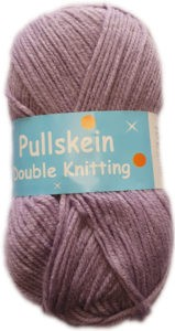 CLASSIC PULLSKEIN D.K 100g-COL.50 LILAC 4