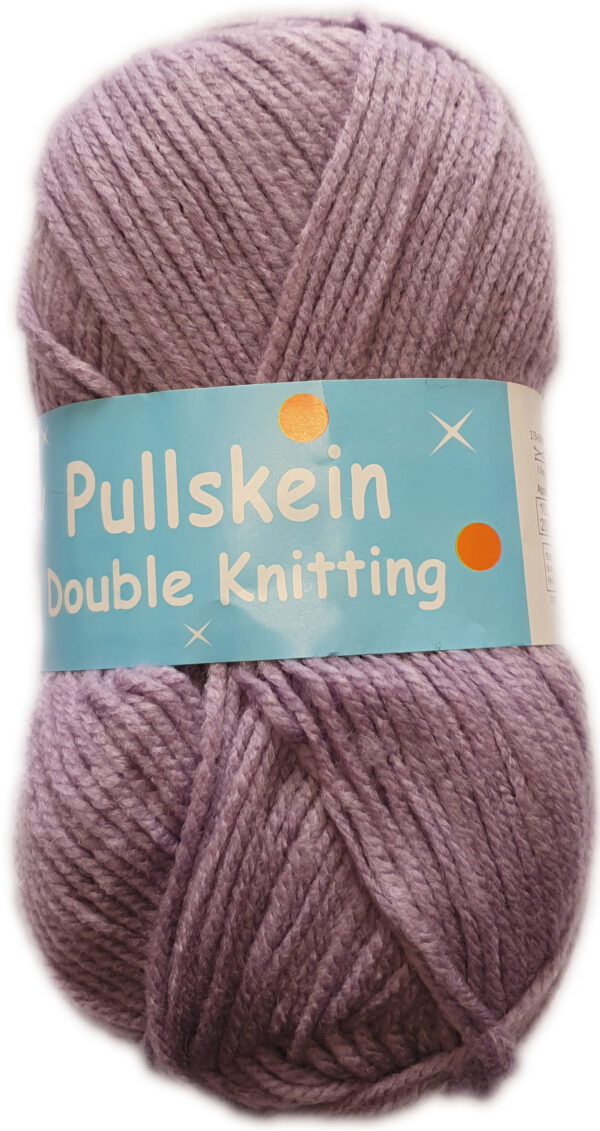 CLASSIC PULLSKEIN D.K 100g-COL.50 LILAC 1