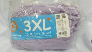 3 XL ARM KNITTING 400g-COL.35 LAVENDER 4