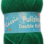 CLASSIC PULLSKEIN D.K 100g-COL.50 LILAC 3
