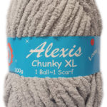 ALEXIS CHUNKY XL 200g-COL.92 TURQUOISE 3