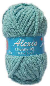 ALEXIS CHUNKY XL 200g-COL.92 TURQUOISE 4
