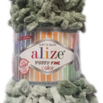 ALIZE PUFFY FINE COLOR 100g-COL.5939 3