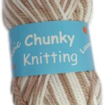 CLASSIC CHUNKY 100g-COL.48 VIOLET 3