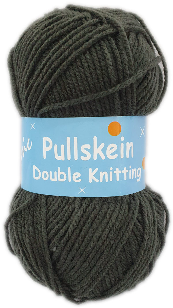CLASSIC PULLSKEIN D.K 100g-COL.51 CHARCOAL 1