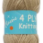 CLASSIC 4 PLY 25g-COL.27 MAROON 2