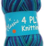 CLASSIC 4 PLY 25g-COL.63 GREEN 3