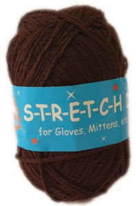 STRETCH D.K 50g-COL.11 CHOCOLATE 4