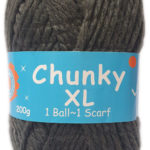 CHUNKY XL 200g-COL.48 PURPLE 3