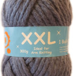 XXL CHUNKY YARN 300g-COL.13 RED 3