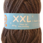 XXL CHUNKY YARN 300g-COL.13 RED 2